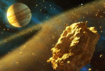 VIDEO: Cum arată 16 Psyche, asteroidul care valorează 10.000 de miliarde de dolari