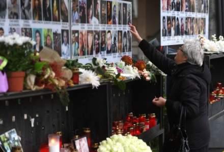5 ani de la tragedia de la Colectiv| Lanț uman în memoria victimelor incendiului