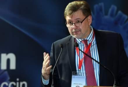 Scenariu sumbru de Revelion de la Alexandru Rafila: Vom avea cel puțin 10.000 de cazuri noi de COVID, pe zi