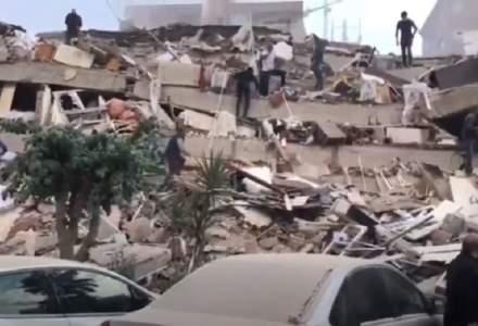 Turcia, un nou bilanț dramatic după cutremurul din Marea Egee