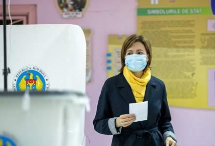 Alegeri Moldova: Ce scor a obținut candidatul comunist Igor Dodon în primul tur