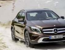 Mercedes-Benz GLA si noua...