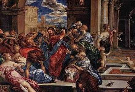 O expozitie consacrata lui El Greco va fi vernisata la Toledo