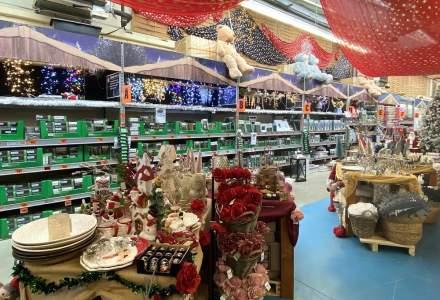 Hornbach inaugurează și anul acesta Târgul de Crăciun