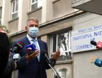 Klaus Iohannis:Vaccinul...