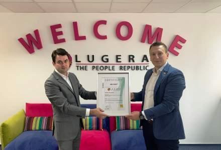 (P) Lugera - The People Republic anunță obținerea primei certificări MSI 20000 din România