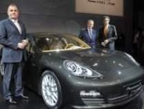 Porsche Panamera si-a facut...