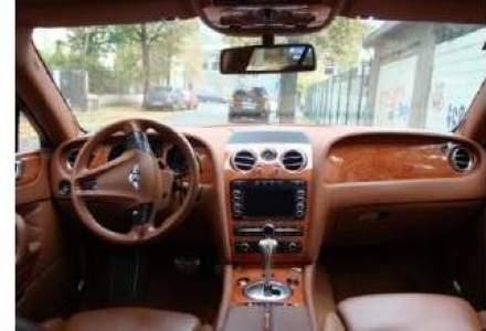 Planul de reorganizare al House of Art: Bentley de vanzare pentru 105.000 euro
