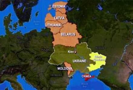 Ambitia Rusiei in Europa de Est ar putea reface granitele Romaniei de la 1918