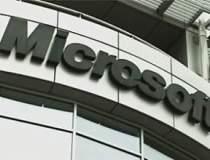 Microsoft, pe val: Actiunile...