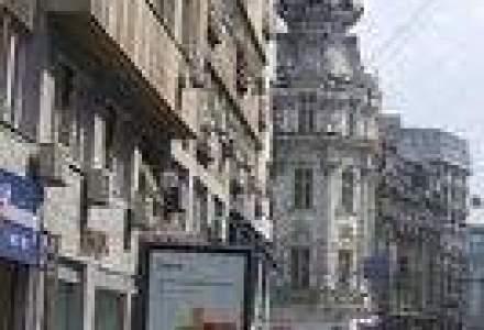 Chiriile spatiilor comerciale ultracentrale din Capitala, la nivelul din anul 2004