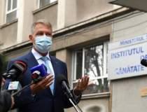 Klaus Iohannis: Măsurile...