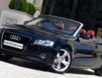 Lansare Audi in Romania: A5...