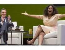 Oprah Winfrey bate palma cu...