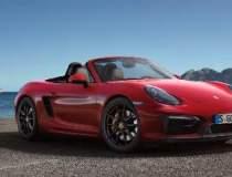 Porsche Boxster GTS si Cayman...