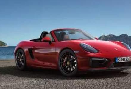 Porsche Boxster GTS si Cayman GTS, din mai in Romania