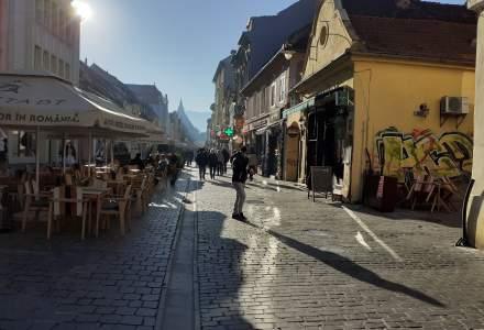 COVID-19 | Cum a arătat Brașovul în weekend-ul de dinaintea intrării în vigoare a noilor restricții