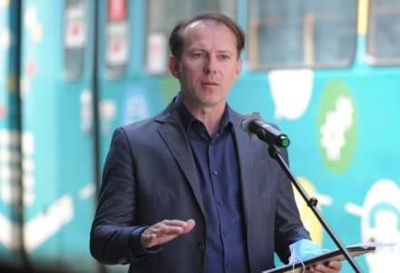 Florin Cîțu: Granturile de investiții au fost suplimentate cu 500 de milioane de euro