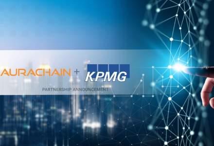 (P) Aurachain anunță parteneriatul cu KPMG, lider în transformare digitală