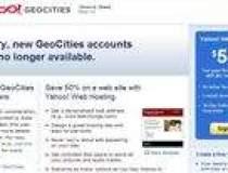 Yahoo va inchide site-ul de...