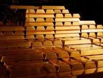 Pretul aurului a scazut la...