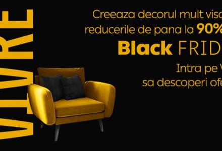 (P) Cum se pregătește retailerul de home & deco Vivre pentru campania de Black Friday