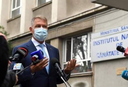 Iohannis: Alegerile parlamentare, singura soluţie prin care românilor li se poate permite o continuare a demersurilor democratice