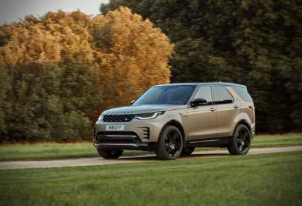Land Rover prezintă noul Discovery facelift