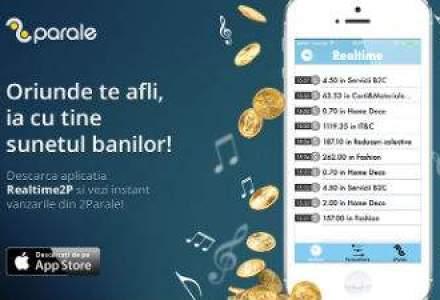 2Parale lanseaza o aplicatie mobila de marketing afiliat pentru iOS