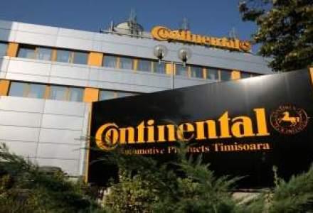 Continental Romania angajeaza 1.000 de persoane in 2014
