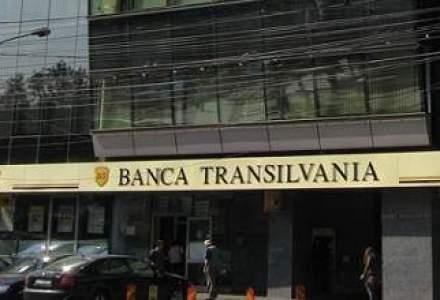 Banca Transilvania vrea sa-si majoreze capitalul cu 352,7 mil. lei