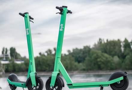 Bolt investește peste 100 de milioane euro în trotinetele electrice din Europa