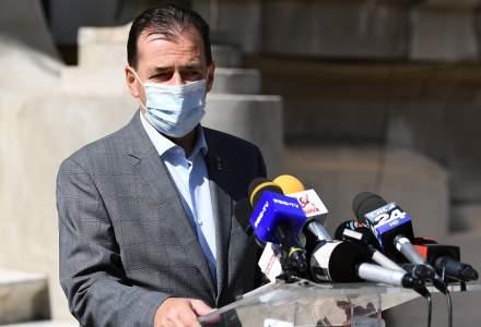 Ludovic Orban: Constatăm o oarecare tendinţă de plafonare a cazurilor de COVID-19, pe fondul testărilor din ultimele 5 zile