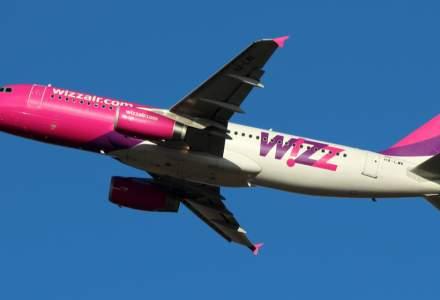 Reduceri MARI la zboruri Wizz Air