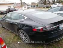 O Tesla furată din Norvegia a...