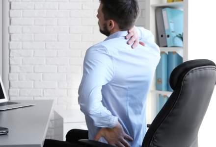 FOTO | Cum arată postura corectă la birou pentru adulți și copii