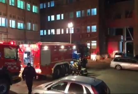 BREAKING! Incendiu la Secția de Terapie Intensivă a Spitalului Județean din Piatra Neamț/ UPDATE: 10 decese