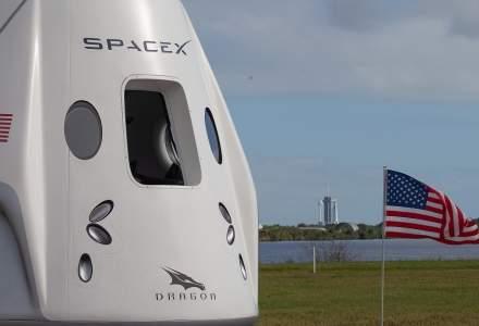 VIDEO | Încă o misiune istorică în spațiu: SpaceX trimite patru astronauţi pe Staţia Spaţială Internaţională