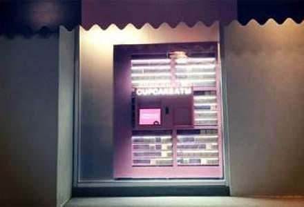 Afacere de milioane: bancomatul cu briose ia cu asalt orasele americane