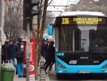 Primul autobuz al STB pe gaz...