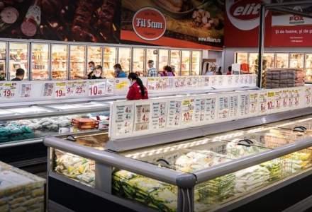 Un supermarket local deschide un nou magazin