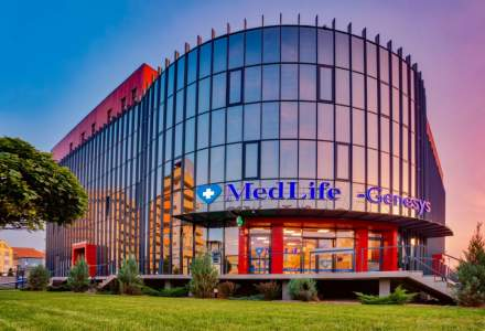 MedLife transformă unul din spitalele sale în unitate medicală suport-COVID