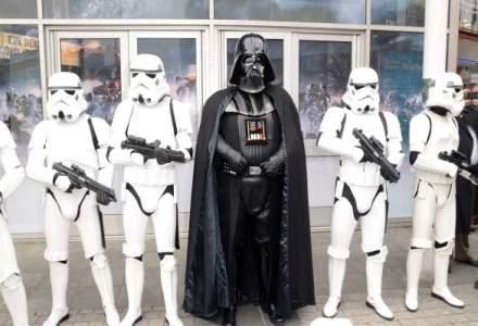 Darth Vader, personajul din Razboiul Stelelor, candideaza la prezidentialele din Ucraina