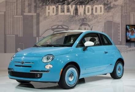 Fiat, vanzari in crestere cu 55%, la 7 milioane de vehicule