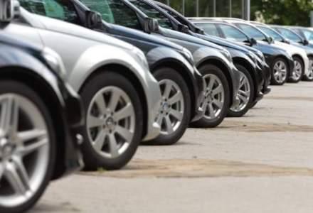 Piaţa auto din România a avut cea mai mare creştere din Europa în luna octombrie