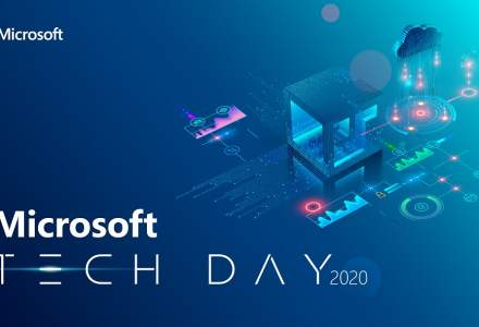 Microsoft Tech Day: când are loc și ce speakeri vor participa