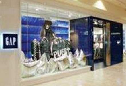 Al doilea magazin GAP, in Plaza Romania