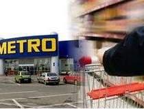 Profitul Metro s-a...