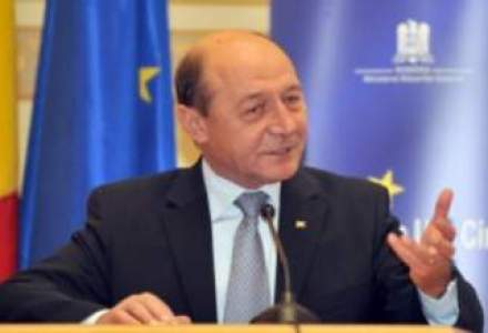Traian Basescu: Voi transmite o scrisoare fiecarui deputat, in care voi cere respingerea OUG pe acciza
