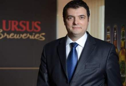 Robert Uzuna, noul Corporate Affairs Director al Ursus Breweries